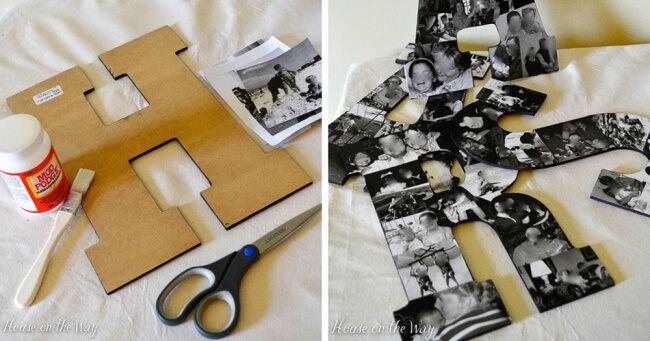 Die besten 17 ideen zu foto buchstaben auf pinterest for Dekorieren 9 buchstaben