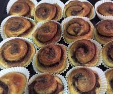 Recipe Swedish Cinnamon Scrolls (Kanelbullar) by Ola's Food Place - Recipe of category Baking - sweet