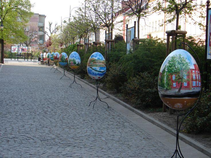 Wielkanocne dekoracje w Twoim mieście - Inspirowani Naturą