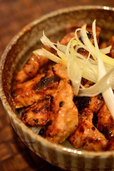 うちの味噌豚丼 by shinomaiさん | レシピブログ - 料理ブログのレシピ ...