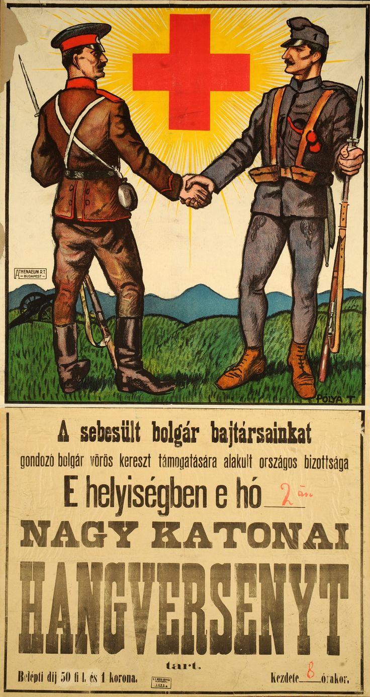 Pólya Tibor: Nagy Katonai Hangversenyt (1915)