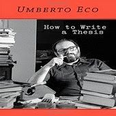 How to Write a Thesis by Umberto Eco, Caterina Mongiat Farina, Geoff Farina, Francesco Erspamer free download