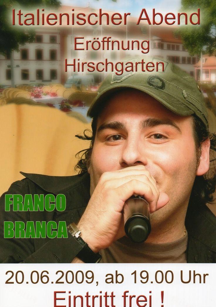 Rossini-Erfurt - Italienischer Abend 2009