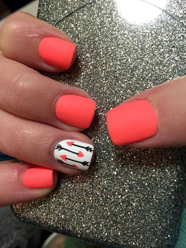 50 Vivid Summer Nail Art Designs and Colors 2016