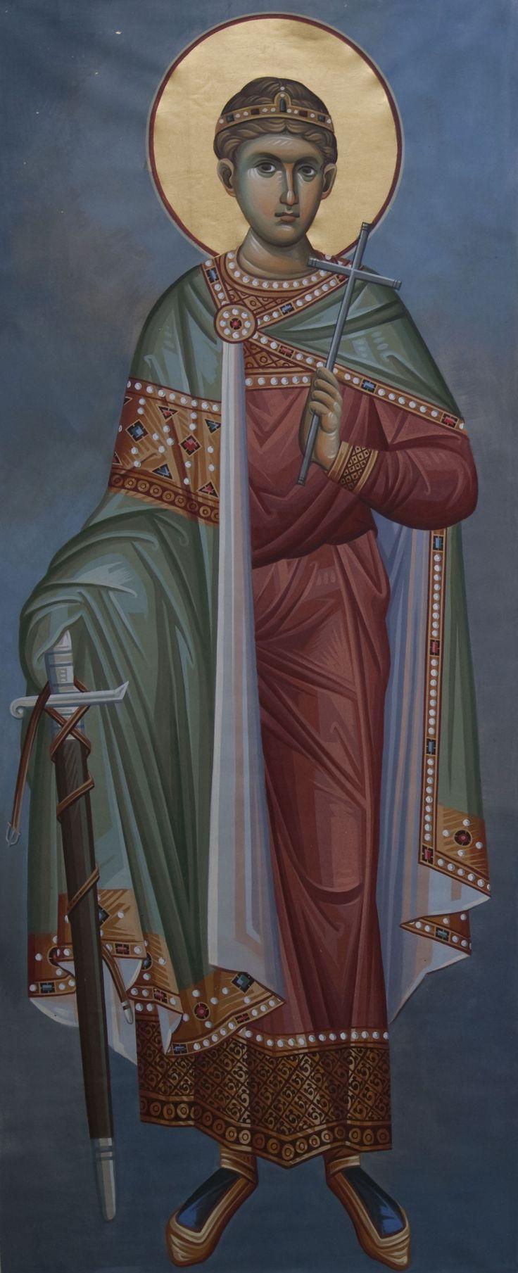 Αγιος Δημητριος Ο Μυροβλυτης (; - 306)___oct 26