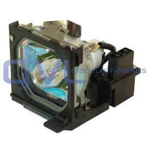 Lovely Click to Buy uc uc Compatible TLPLW Replacemetn Projector Bare Lamp with Housing for