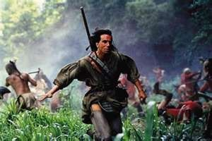 Last of the Mohicans with Daniel Day Lewis