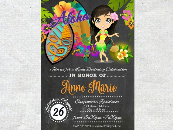 Personalized invitation in JPEG FORMAT ( Picture format not PDF) delivered to you as a digital file to your email. Ready to print and send. All and any wording and fonts can be changed.  YOU CHOOSE SIZE 4x6 or 5x7 Please note if you do not specify the size a 4x6 will be sent.  Orders processed within 24 hours excluding legal holidays.  Need printed invitations?  https://www.etsy.com/listing/216168429/25-prints-on-cardstock?…