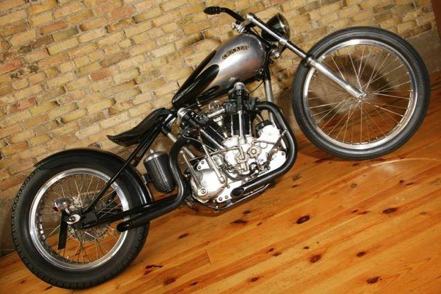 crocker Motorcycle | Crocker Motorcycles | The Tough American Super-Bike that Clipped ...