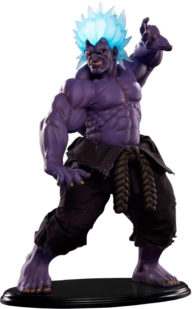 Street Fighter IV - Oni Akuma 1/4 Scale Statue | Pop Culture Shock Oni Akuma 1:4 Scale Statue | Popcultcha