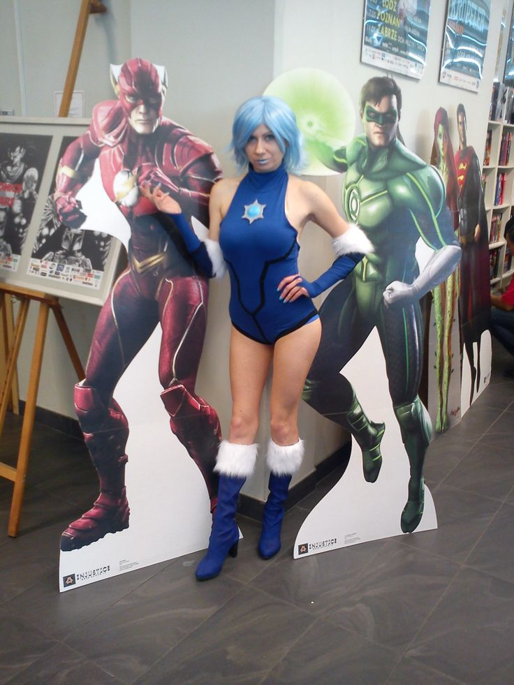 Killer Frost cosplay https://www.facebook.com/cospf?ref=aymt_homepage_panel