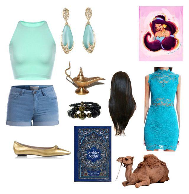 """Jade Sanders (21st Century Jasmine)"" by ssw110 on Polyvore"