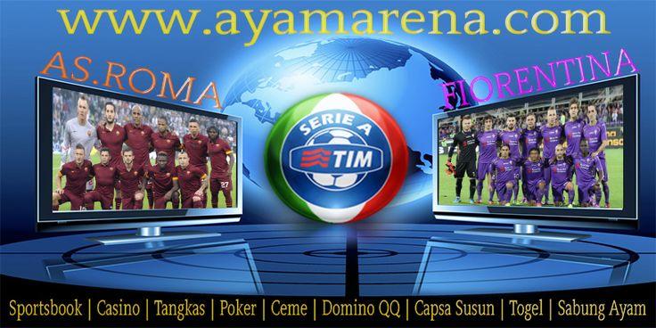 Dewibola88.com   Prediksi Pertandingan Sepak Bola AS Roma vs Fiorentina 5 Maret 2016   Gmail : ag.dewibet@gmail.com YM : ag.dewibet@yahoo.com Line : dewibola88 BB : 2B261360 BB : 556FF927 Facebook : dewibola88 Path : dewibola88 Wechat : dewi_bet Instagram : dewibola88 Pinterest : dewibola88 Twitter : dewibola88 WhatsApp : dewibola88 Google+ : DEWIBET BBM Channel : C002DE376 Flickr : dewibola88 Tumblr : dewibola88