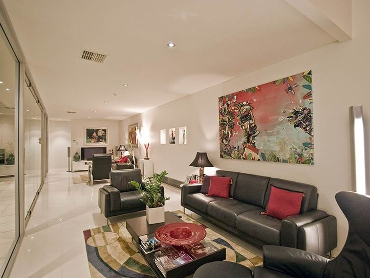How To Decorate A Long Narrow Living Room