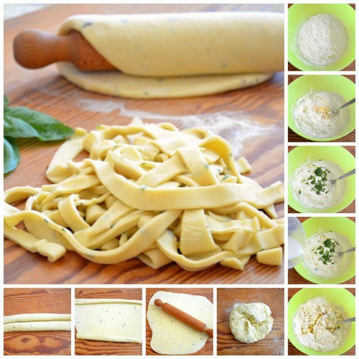 Scialatielli, ricetta pasta fresca| Le Ricette di Simo e Cicci