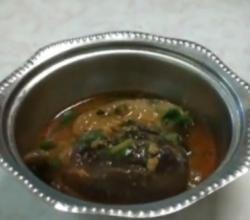 Ringan Ravaiya or Baingan Kalonji Bharela Baingan Masala Stuffed Baby Eggplant