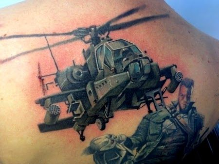 helicopter tattoo designs | Email This BlogThis! Share to ...
