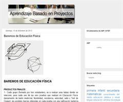 Blog del curso AbP: Aprendizaje basado en proyectos. Puedes encontrar algunos proyectos interesantes de las diferentes etapas educativas.
