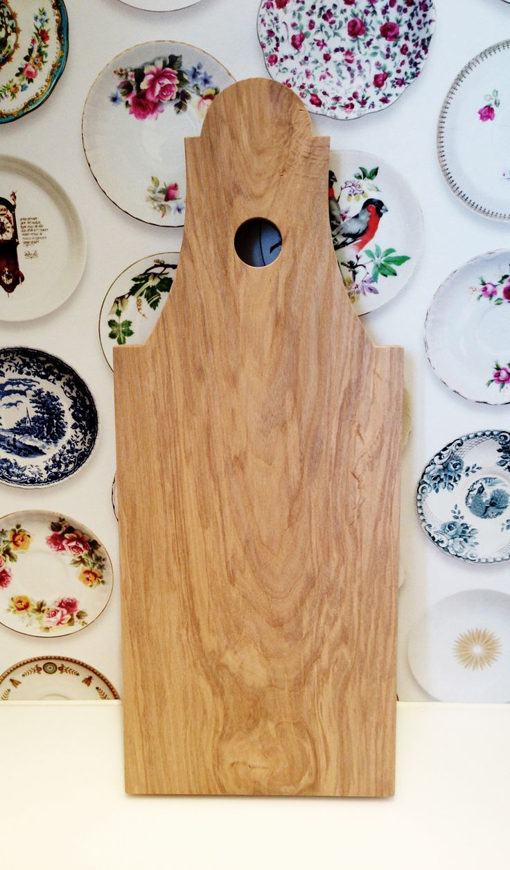 Canal House Chopping Board - Arch by Nannestad and Sons