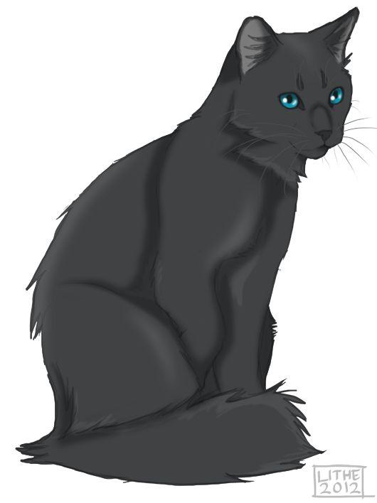 Warriors Cats Cinderpelt Cinderpelt by Litheste...