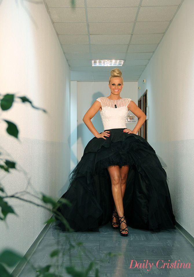 Vestido Micaela Oliveira - Portuguese designer