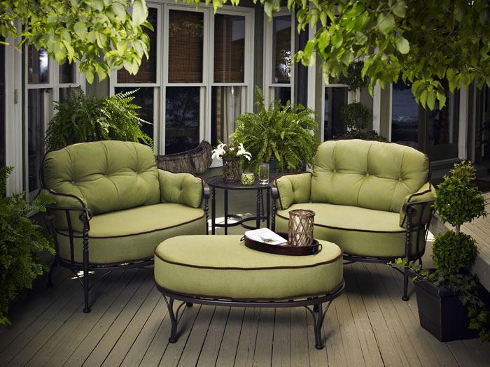 For Meadowcraft Athens Cuddle Chair And Other Outdoor Patio A Half At Weinberger S Furniture Mattress Showcase In Augusta Lake