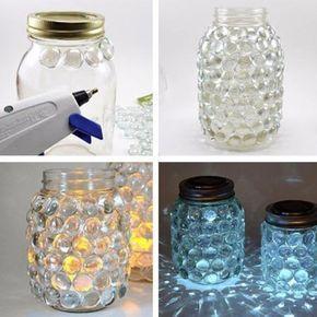 ✨Сказочный подсвечник своими руками - это совсем несложно! Вам понадобится стеклянная банка или стакан, клеевой пистолет, декоративные камешки и немного терпения!✨ Кстати, все это Вы можете найти в нашем ассортименте - fix-price.ru! #декор #дизайн #творчество #рукоделие #светильник #подсвечник #свет #стекло #ручнаяработа #идея #фикспрайс #decoration #design #creation #needlework #lamp #candlestick #light #glass #handmade #idea #fixprice