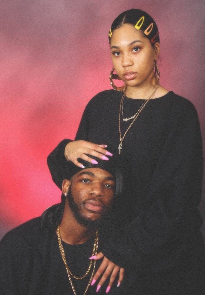 Arianté on | Black couples goals, Photoshoot, Black love ...