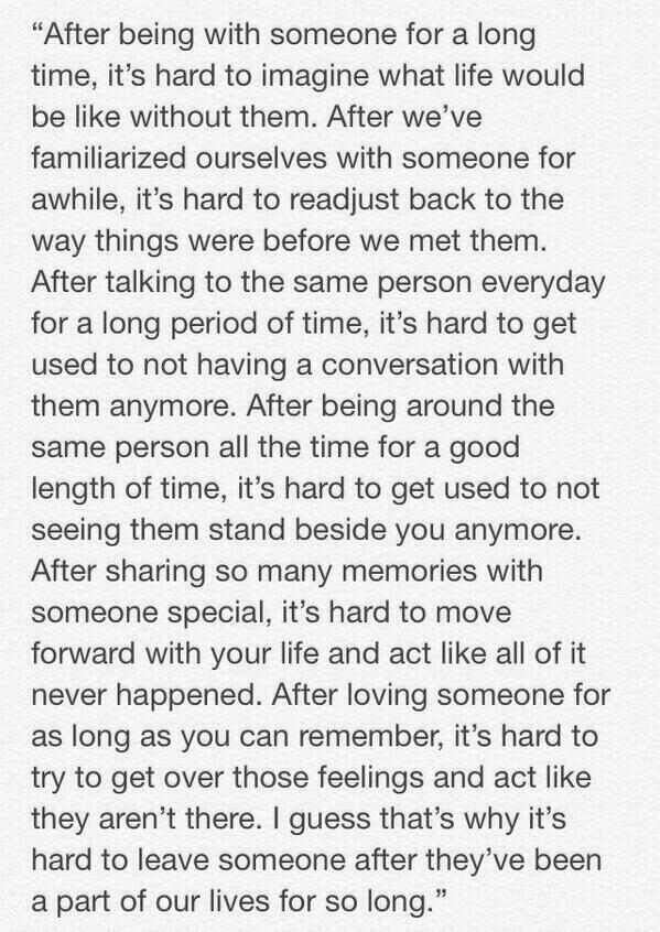 Life. Relationship