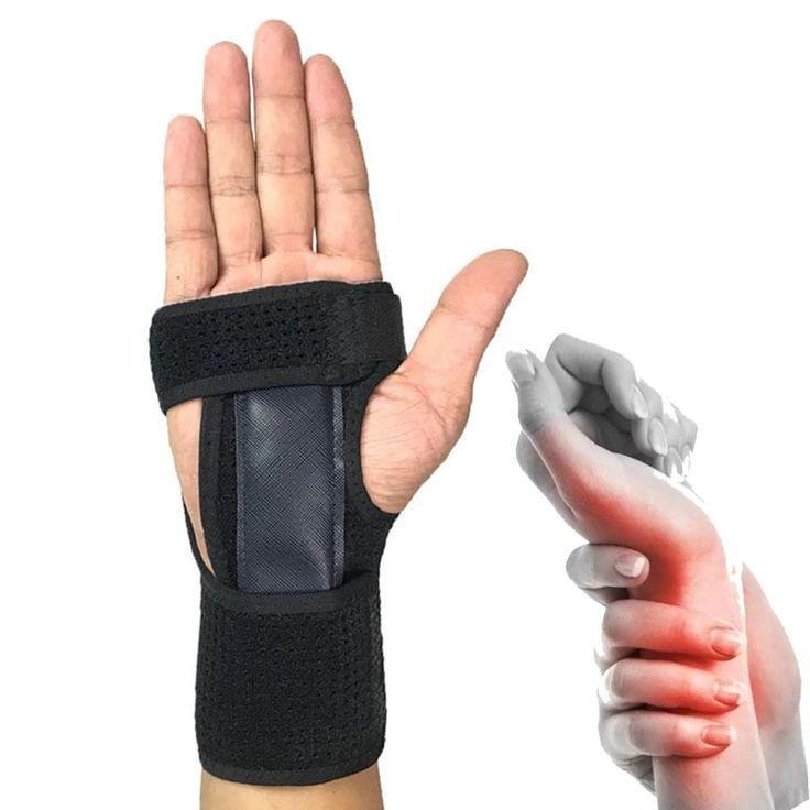 Bracers fracture rehabilitation sprain support brace wrist