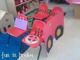 Missy this is for you. the kids would love the car. Car/Travel Dramatic Play