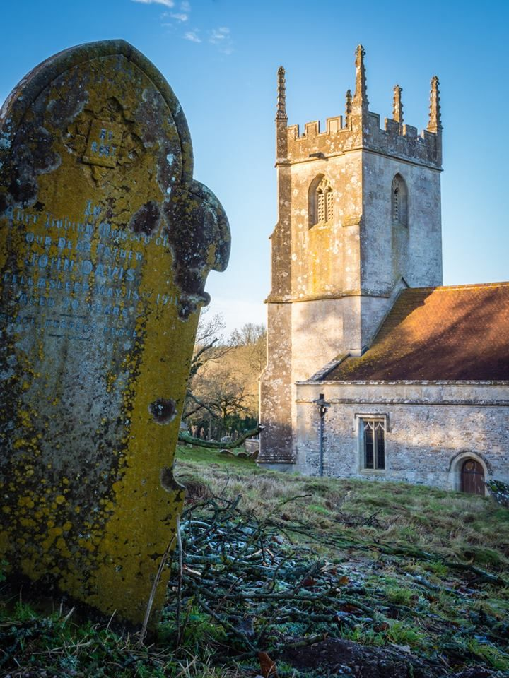 There is a 'lost' village in the heart of Salisbury Plain in VisitWiltshire called Imber? During WW2 it was taken over as a military base. These days its a beautiful place to enjoy a walk! c.Mark Cooper