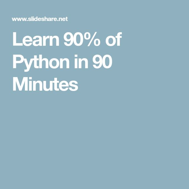 492 best python images on pinterest learn 90 of python in 90 minutes fandeluxe Image collections