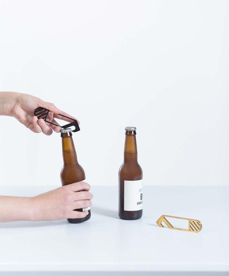 Puik-Art Alfred Bottle Opener flesopener