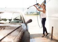 De auto wassen: hier moet je op letten - Sante.nl