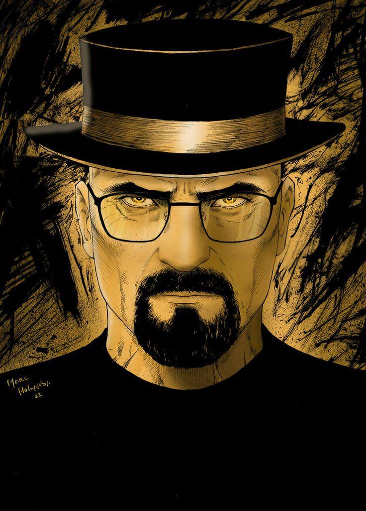 Heisenberg great artwork