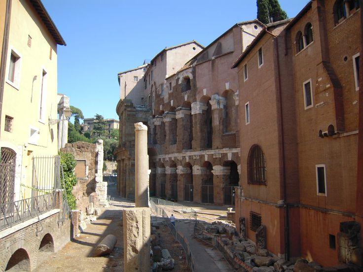 Teatro di Marcello in Roma, Lazio