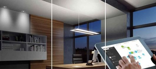 LIGHTIFY® Pro - wireless, individual light control for offices | lighting.eu
