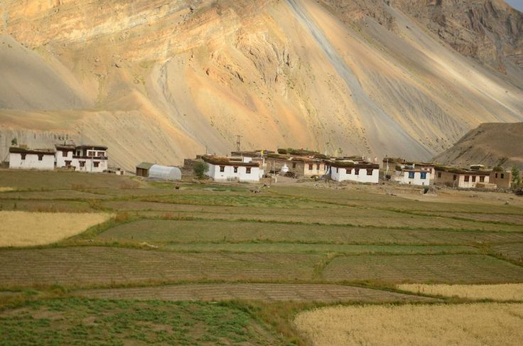 Spiti Valley #India #Travel #Himalayas