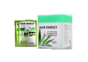 Cara merawat rambut rusak - HE aloe vera