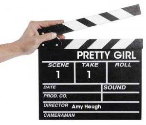 Book Trailer – Pretty Girl