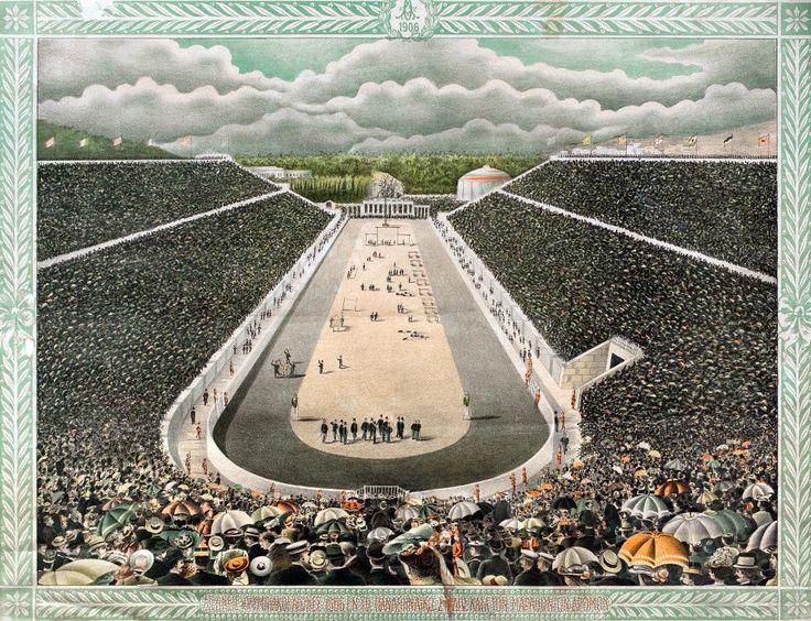 Θερινοί Ολυμπιακοί Αγώνες, Αθήνα 1906. Intercalated Games, Athens 1906