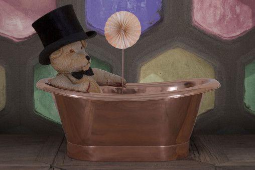 Bambino Copper Bath