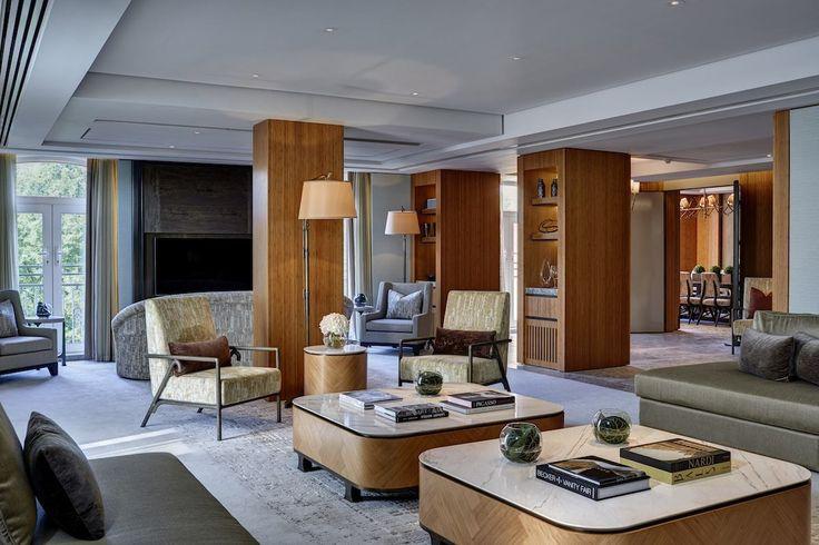 The Berkeley: Opus Suite  - Suites donde pasar una noche de lujo en Londres