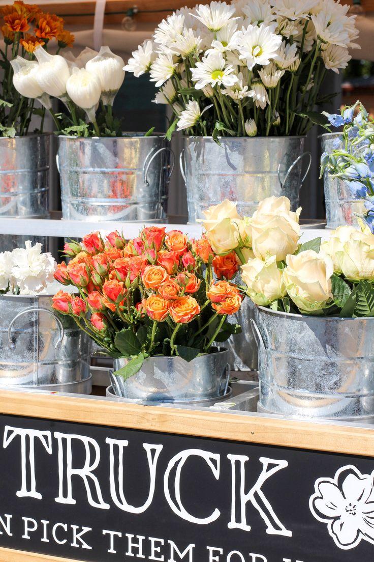 Amelia's Flower Truck in Nashville | 12 South Nashville | Nashville Travel Guide