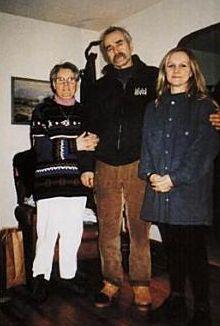 Eva and her parents