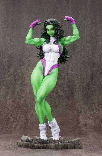 Marvel Bishoujo statuette 1/7 She-Hulk Kotobukiya