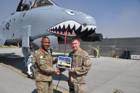 'Warrior of the Week:' Tech. Sgt. Christopher Poole