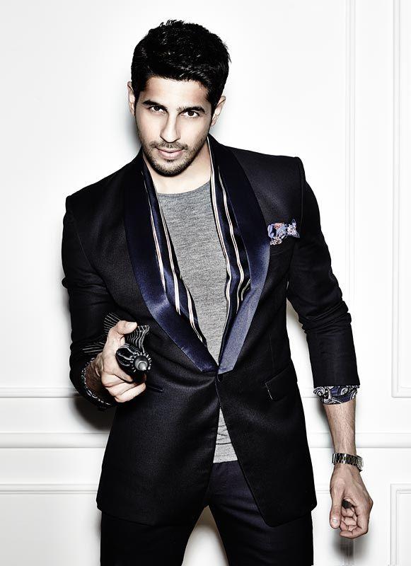 Sidharth Malhotra #Photoshoot #Fashion #Style #Hot #Bollywood #India #SidharthMalhotra