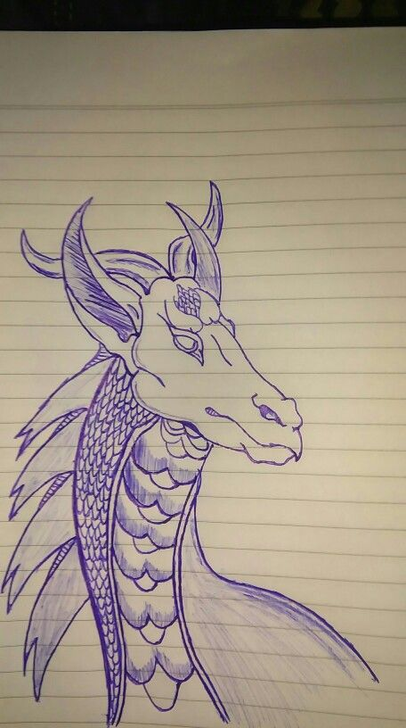 Dragon horse fish thing